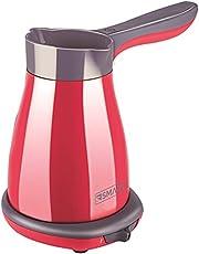 Smart Powder Turkish Coffee Maker,Red - SCM110T