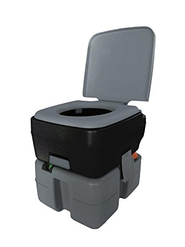 Reliance Products Flush-N-Go 3320 Portable Flushing Toilet 2.5 Gal by Reliance Products