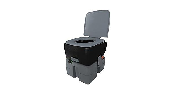 Amazon.com : Reliance Products Flush N Go 3320 Portable 2.5 Gal Flushing  Toilet : Sports U0026 Outdoors