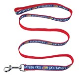 Kansas Jayhawks Leash & Collar Set Small