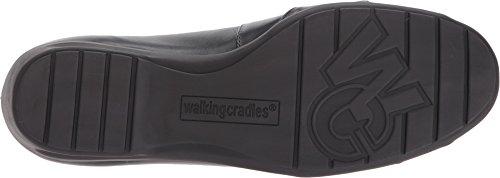 Cradles Women's Loafer Fall Black Walking Flat 4TcWZWn