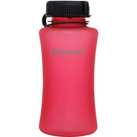 Outdoor Products 1L Cyclone Water Bottle, Red by Outdoor Products