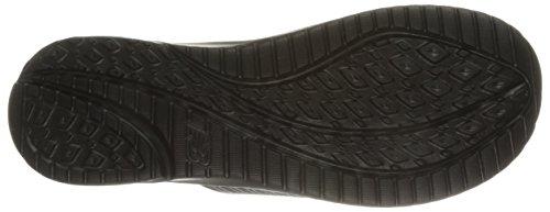 New Balance de las mujeres Cruz III Thong Sandal Negro
