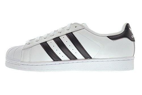 Bianco Uomo D nbsp;– m Da 5 Superstar nbsp;scarpe 7 Us Adidas Size 4qwSZXnI