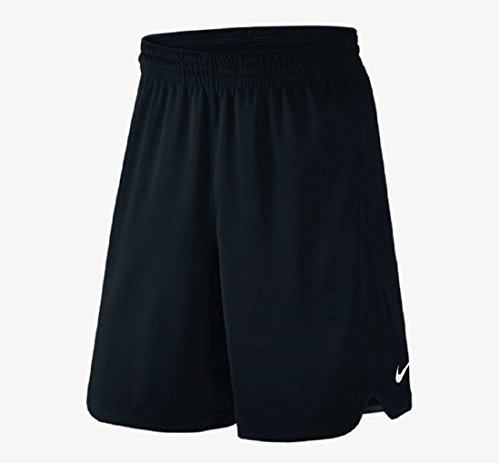 Nike Boys KD Elite Basketball Shorts (Large, Black)
