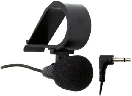 Kenwood Alpine JVC Bluetooth micrófono para manos libres 3.5mm Conector