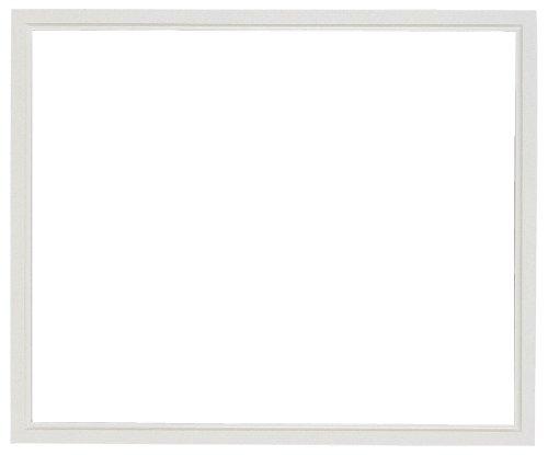 ラーソンジュールニッポン 額縁 D784 白 全紙 アクリル D784109 B003NX7UCM 全紙|白 白 全紙