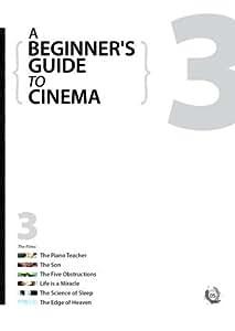 A Beginner's Guide To Cinema (Vol. 3) - 7-DVD Box Set ( La pianiste / Le fils / De fem benspænd / Zivot je cudo (Hungry Heart) / La science des rêves [ NON-USA FORMAT, PAL, Reg.4 Import - Australia ]
