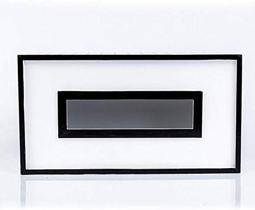 Porta salviette per la Decorazione della casa e del Soggiorno 24 x 13 x 9 cm Scatola Porta fazzoletti in Stile Nordico Semplice Bledyi