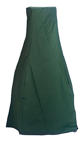 La Hacienda 60536US Deluxe Rain Cover, Jumbo, Green