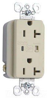 P&S 5362-ISP TVSS RECP 20A 125V ALARM IV