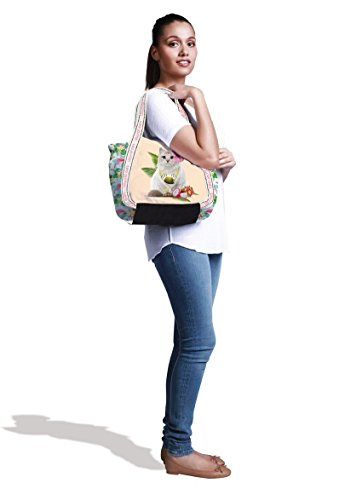 Jasmin Moyen Cabas Tropical Chair Taille Teo Jasmine vFwFY