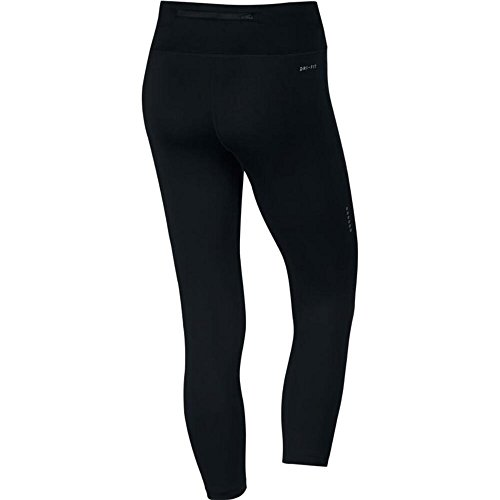 Nike Power Essential Womens Cropped Legging Black 872066 011 (xs)