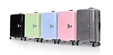 1d65a726c0 H-OUTDOOR スーツケース キャリーケース TSAロック SUITCASE 旅行 出張 Pastel 20 inch(