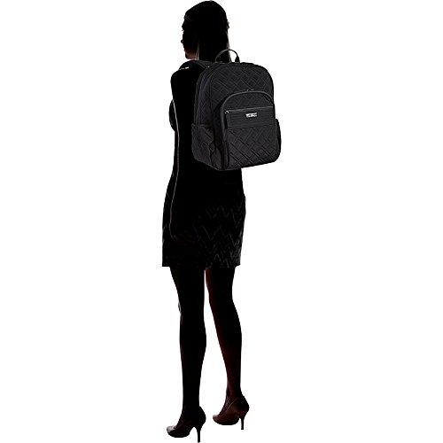Vera Bradley Campus Tech Backpack (Classic Black)