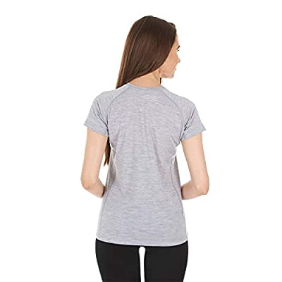 Minus33 Merino Wool 22V1 Woolverino Women's Micro V-Neck: Sports & Outdoors