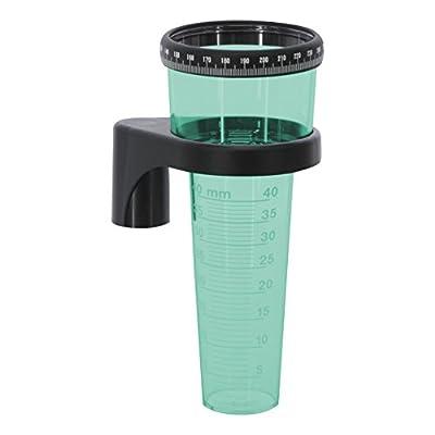 Kerbl Pluviomètre avec anneau rotatif