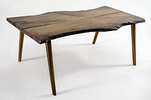 Dose Of Modern Ushuai Coffee Table 829MSV2806 - Walnut Coffee Table 829MSV2806 - Walnut