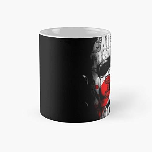 Spooky 110z Mugs -