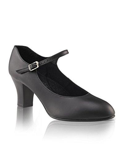 Capezio Women's 650 Student Footlight Character Shoe,Caramel,6.5 M US