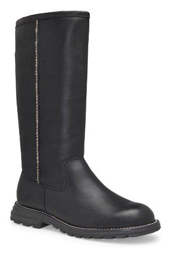 ugg-australia-womens-brooks-tall-boot-black-size-8