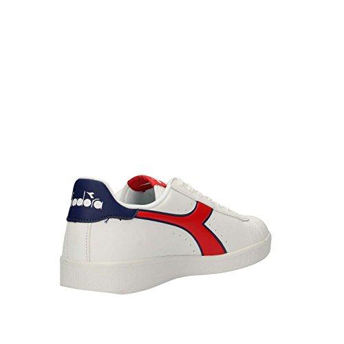 EU P Herren Blau Bianco Diadora Game Sneaker 41 Weiß dBUqd7Ww0