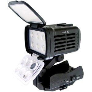 SWITRONIX, INC BATTERY, ON-CAMERA 7-17V LED L Camcorder Acce