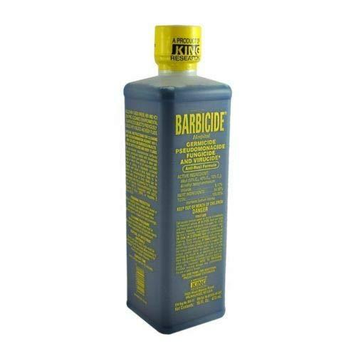Barbicide Disinfectant, Blue ()