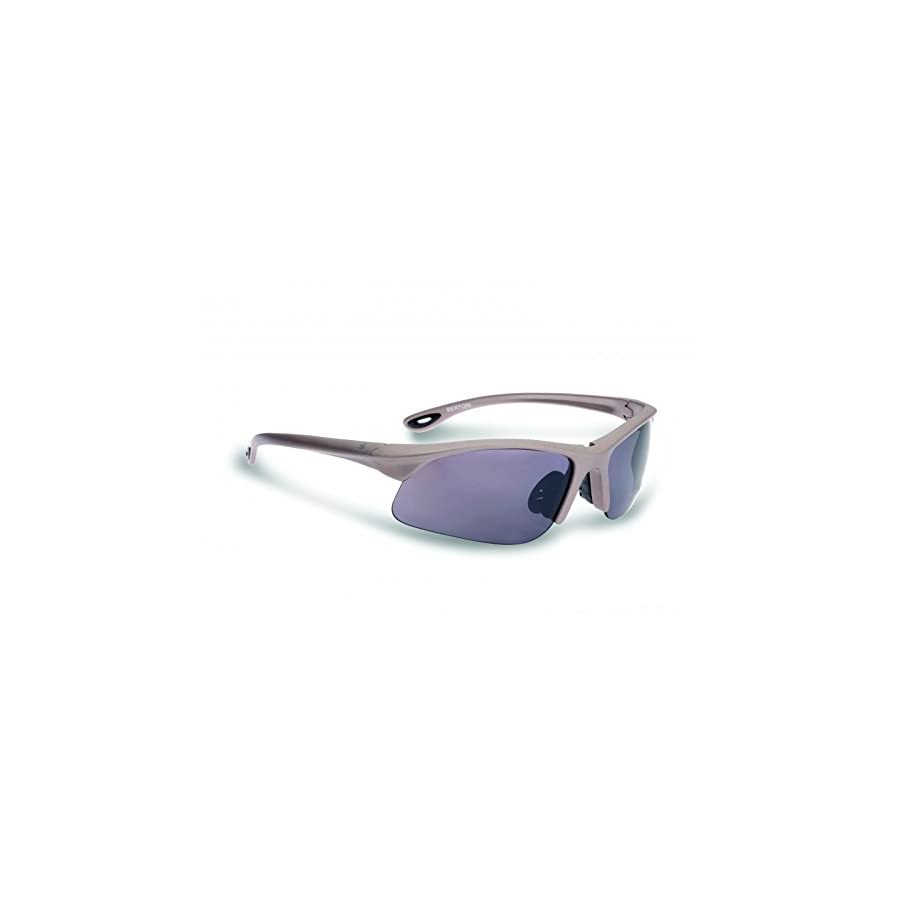 Bertoni Sports Photochromic Sunglasses for Cycling Running Ski Golf and Outdoor Activities by Bertoni Italy F310A Dark Grey Sport Glasses