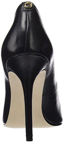 Guess Women's Flpnn3 Lea08 Closed Toe Heels Black (Black) H6VZSML