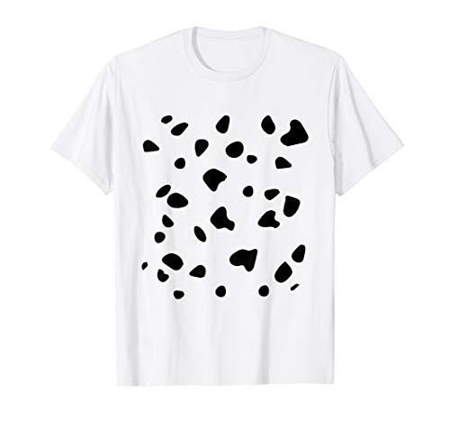 Dalmatian Dog Animal Halloween DIY Costume Design T-Shirt