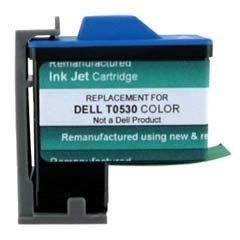 Genuine Dell Brand Color Ink T0530 for Dell Printer A920 720