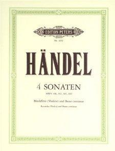 Flute Sonatas (10) Complete in 3 Volumes - Volume 3 ()