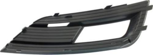 Crash Parts Plus Primed Plastic Driver Side Fog Light Trim for 2013-2016 Audi A4 AU1038120