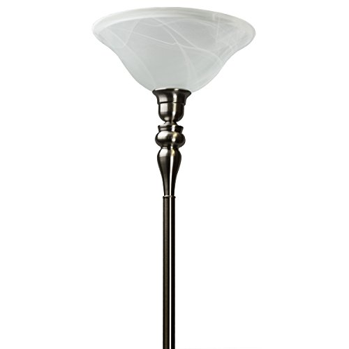 (Catalina Lighting Torchiere Floor Lamp)