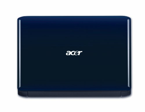 Acer AO532h-2588 10.1-Inch Onyx Blue Netbook – Up to 8 Hours of Battery Life