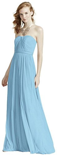 Versa Convertible Mesh Bridesmaid Dress Style F15782, Capri, 10 (Pant Convertible Versa)