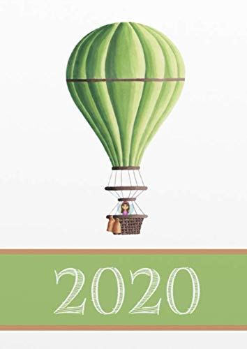 hot air balloon calendar - 6