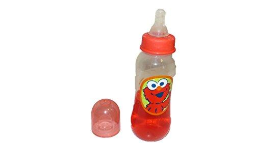 9 Ounce Juice (Jojo's Boutique Reborn Baby Faux Apple Juice Elmo bottle)