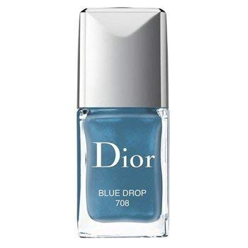 Used, Dior Vernis Gel Nail Polish - Blue Drop No. 708 for sale  Delivered anywhere in USA