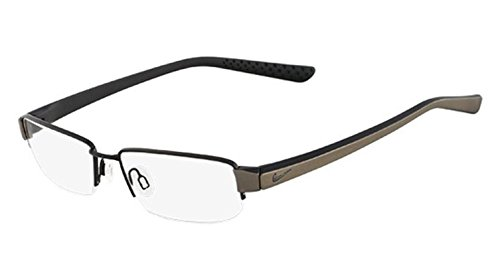 NIKE NK 8064 002 GREY OPTICAL RX EYEGLASSES NK8064 - - Eyeglasses Nike Womens