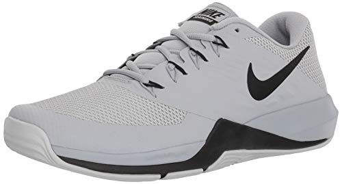 Nike Men's Lunar Prime Iron II Sneaker, White/Black/Laser Fuchsia, 9.5 Regular US (Nike Shoes Lunar Men)