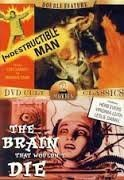 Indestructible Man/The Brain That Wouldn't Die by Lon Jr Chaney