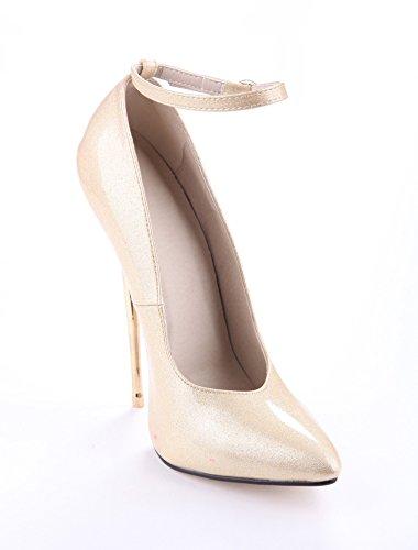 16 die modell cm von farbe kleid weiße high heels schuhe fqqS1R
