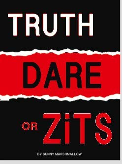 Truth Dare or Zits Card Game