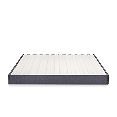 Zinus 7.5 Inch Essential Box Spring / Mattress Foundation / Easy Assembly Required