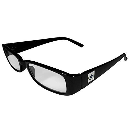 - NFL Black Reading Glasses (+1.50, Green Bay Packers)