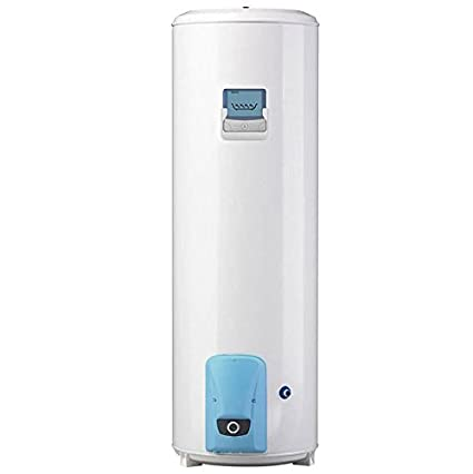 Calentador eléctrico de agua de alta potencia 300l con controles inteligentes