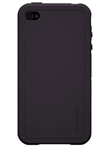 Xtrememac Tuffwrap for iPhone 4G Black - Imation Is A Carrying Case