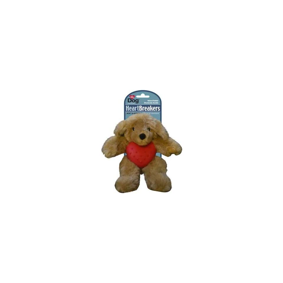 Kong My Dog Heart Breakers Golden Retriever Dog Toy  Large